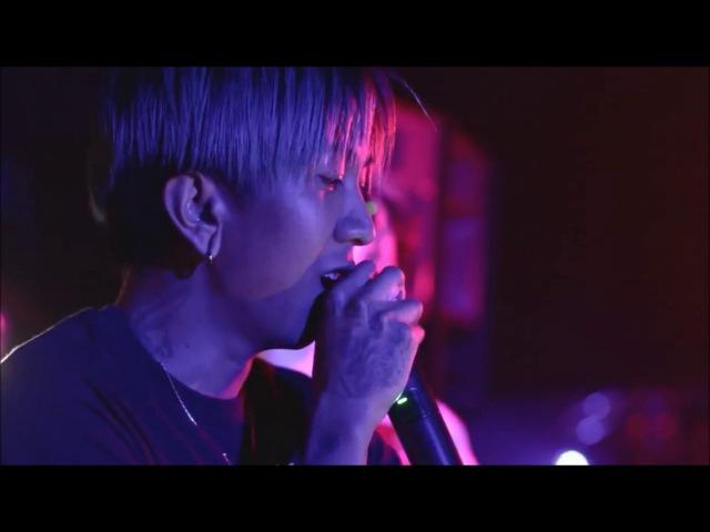Lil Peep x Cold Hart - Big City Blues [Music Video] LIVE