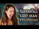 Hammerfall Last Man Standing ⚔ Cover by Minniva featuring Quentin Cornet