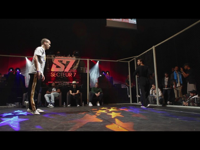 Sarah Bidaw VS Raza Battle Ring 2016