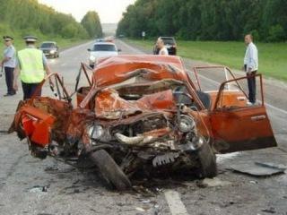 Самые страшные аварии и ДТП, со смертельным исходом (Подборка 18+)