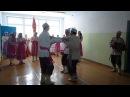 Татарский танец - настоящая чечетка