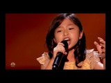 Celine Tam, 9 - How Am I Supposed To Live Without You - Best Audio - America's Got Talent -  2017