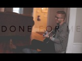 Charlie Puth ft. Kehlani - Done For Me (Acoustic cover by Jonah Baker)
