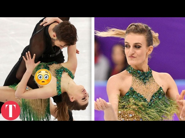 The Most Embarrassing Wardrobe Malfunctions At The Olympics