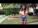 Summer Lookbook || Short jeans