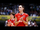 Top 15 Best Super Spike Volleyball | Nataliya Goncharova | 2017 Women's World Grand Champions Cup