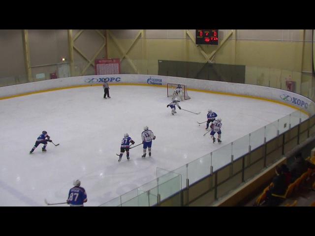 Первенство ЛО 2006 СКА Варяги 06 - СКА Карелия 06. Победа 3:1
