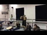 Эргырон государственный чукотско-эскимосский ансамбль песни и танца.