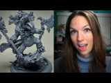 Bloody Barnabas 2 Unboxing & First Look - WarGamer Girl