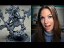 Bloody Barnabas 2 Unboxing First Look - WarGamer Girl