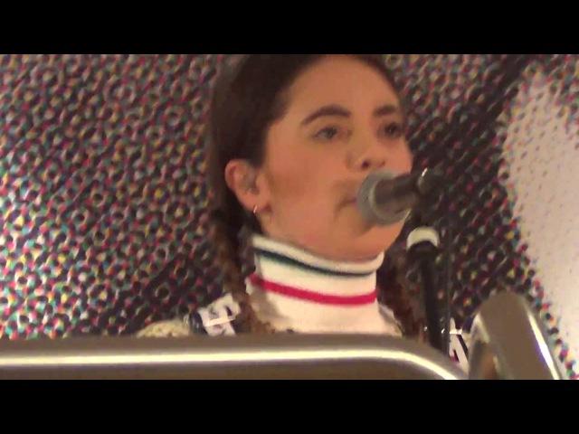 Francesca Michielin - Bolivia - 2640 Instore - Milano (12.01.18)