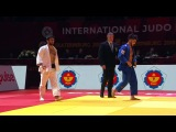 GS Ekaterinburg 2018, 60 kg, fight for the bronze, Beslan Mudranov(RUS)-Walide Khyar(FRA) vk.comdzigoro_kano