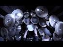 Blame - Chalice (Drums recording by George Kollias) 270 bpm