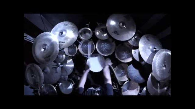 Blame - Chalice (Drums recording by George Kollias) 270 bpm » Freewka.com - Смотреть онлайн в хорощем качестве
