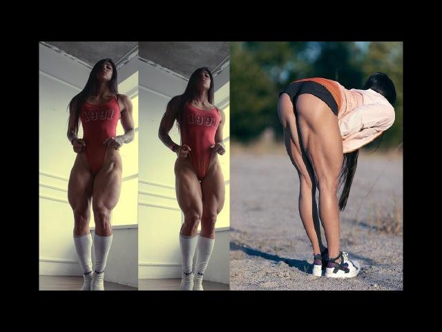Bakhar Nabieva - Most Inkredible Legs In World (Fitness Girl Motivation ep.1)/ Бахар Набиева