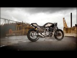 7. Yamaha Yard Built XJR Motorcycle 'Monkeefist' by Wrenchmonkees