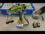 Remote Control Crane - Wedo 2.0 Robotics Education