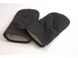 Домашние теплые рукавицы, сделанные своими руками_Home warm mittens, hand made