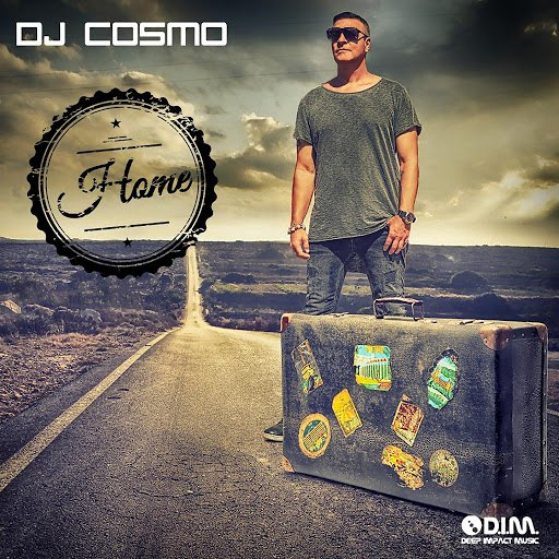 DJ Cosmo альбом Home (Extended Mix)