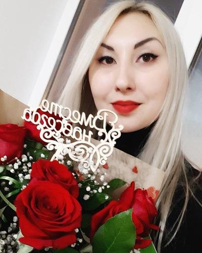 Анжелика Курманкаева