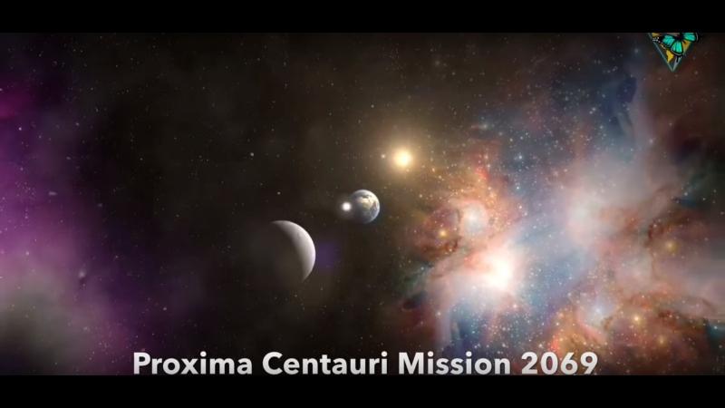 NASA планирует отправить миссию на Проксима Центавра к 2069 году (русские субтитры)