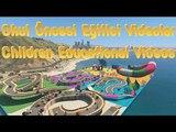 Prenses Elsa Süper Kahramanlar ile Renkleri Öğreniyorum Çocuk Şarkıları - Çizgi film