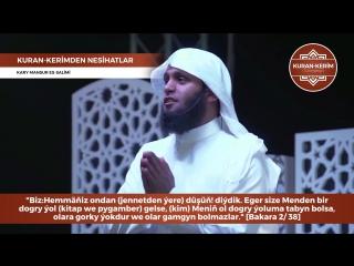 Kuran-Kerimden nesihatlar   Kary Mansur es-Salimi.