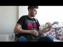 Slayer repentless (guitar cover)