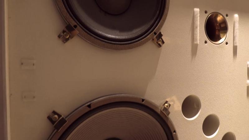 JBL KRS 4351 Speakers in my home японские буржуины