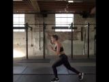 Активная тренировка для похудения
