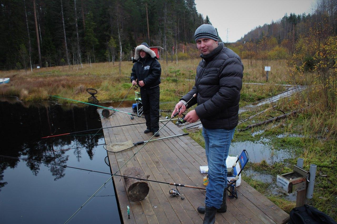 GREENVALD Fishing: Выезд ПКР в Гринвальд - или как погода помешала всему.
