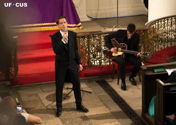 13 марта 2018 г., Песни любви, Grosvenor Chapel, Лондон, Англия ZS5qRcoq3vc