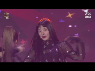 [180110 #RedVelvet - Rookie Red Flavor @ The 32nd The Golden Disc Awards 2018