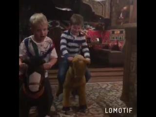 Детская комната в чайхане «Узбечка»