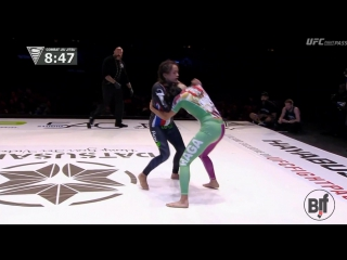 final -  Ilima-Lei Macfarlane vs Celine Haga #combatjj #ebi_bjf 12