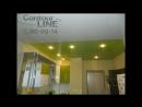 наши работы - двухуровневые потолки