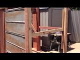 Строим душевую кабину на даче