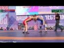 WW 57kg 1/4 Spitsyna - Andreeva