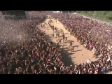 DAGOBA  - HUGE WALL OF DEATH - HELLFEST 2014