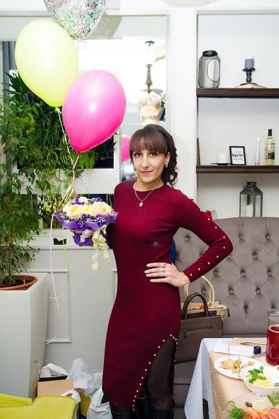 Надюша Садыгова