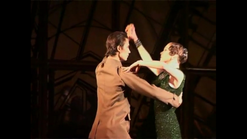 Грёзы любви, балет 1 акт