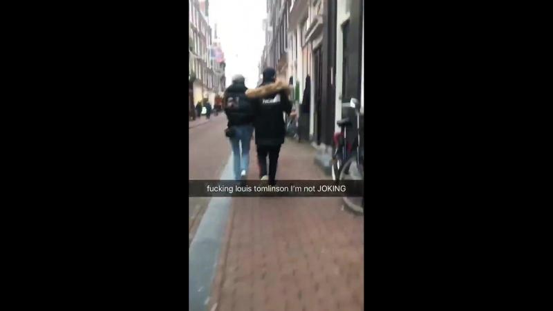 AMSTERDAM VITCH