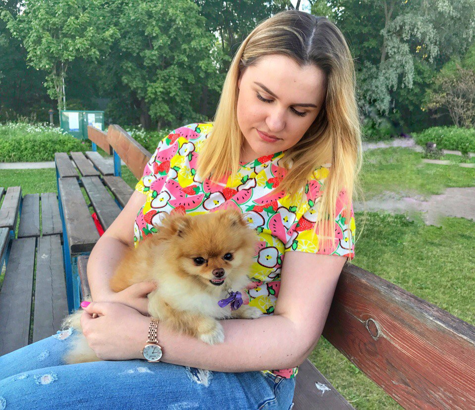 Кристина Реутская, Санкт-Петербург - фото №7