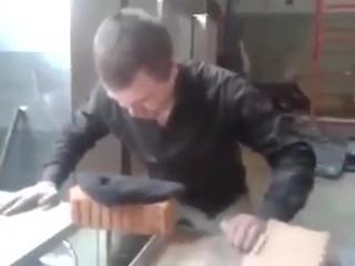 Третий дубль - за ВДВ Russian Chuck Norris (240p).mp4