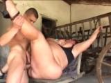 Мальчишка трахает огромную зрелую маму, boy toy mature old fat huge bbw incest ass saggy pussy (Инцест со зрелыми мамочками 18+)