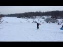 Горка в парке Кузьминки