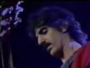 FRANK ZAPPA  STEVE VAI - Black Napkins (At Palladium New York 1981)