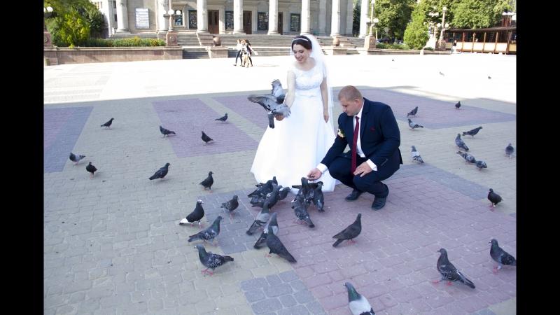 ❤️❤️❤Наше Весілля 22.07.2017❤️❤️❤️