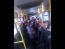 Задержание воров карманников в городском автобусе