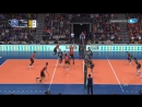 A 1.10 minute rally! BRVolleys and Spacers Toulouse just keep going. CLVolleyM
